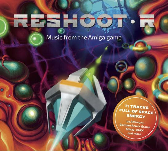 RESHOOT R Soundtrack Audio CD